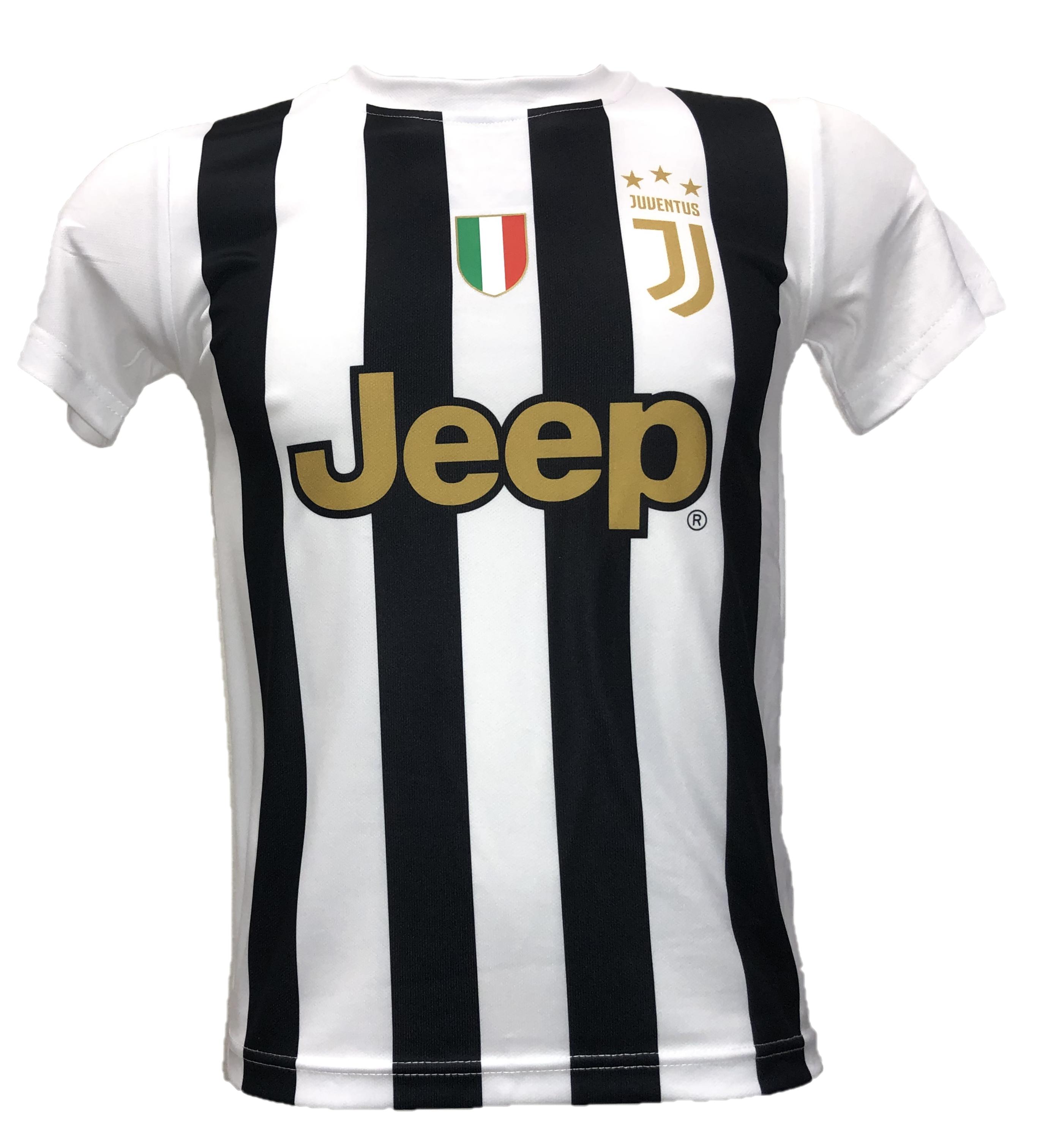 Maglia Juventus PERSONALIZZABILE Replica Ufficiale Maglietta Juve ...
